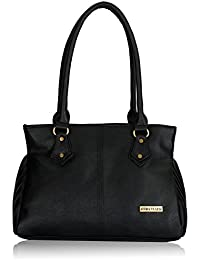 Fantosy Women's Handbag (Black) (FNB-443)
