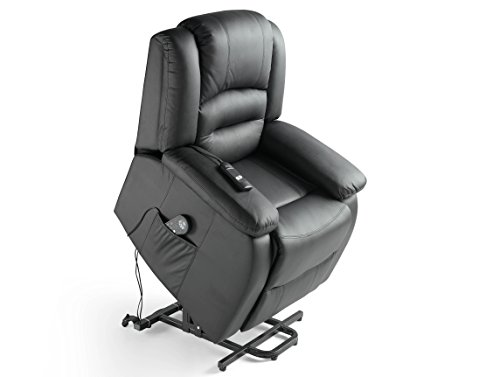 ECO-DE - Sillon de masaje elevador ECO-DE® Maximum Negro