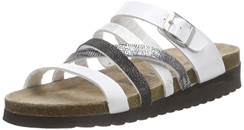 Softwaves - 274 244, Ciabatte Donna Multicolore (Mehrfarbig (White Multi 199))
