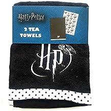 Primark Home Harry Potter 2 - Paños de Cocina (Ideal para Regalo)