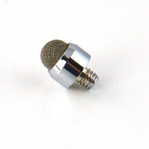 5 Pack Replacement Touch-Stift-Tipps für Dockem 14 cm Touch-Stift und Kugelschreiber Kombination (Artikel DCKMST14 und DCKMST14-GBX)