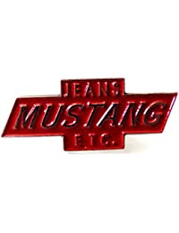Mustang Jeans - Pin 15 x 10 mm