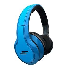 SMS Street by 50 Cent Wired Over-Ear-Kopfhörer blau