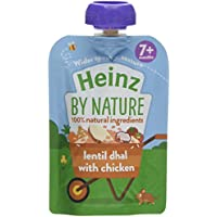 Heinz Lentil Dhal with Chicken Pouch, 130 g (Pack of 5) preiswert