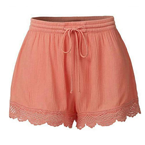 Luckycat Frauen Spitze Plus Größe Seil Krawatte Shorts Yoga Sport Hosen Leggings Hosen Mode 2018