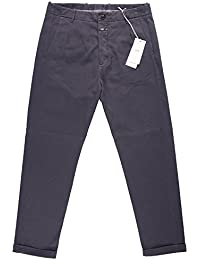 Closed Herren Atelier Baumwoll Twill Chino Navy