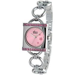 Fizz 5010412 Kids Silvered Strap Watch