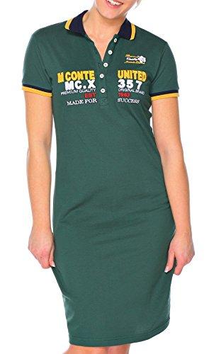 M.Conte Abito Vestito Women Dress da Donna Mecia green XL