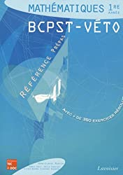 Mathématiques 1e année BCPST-VETO