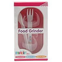 Farlin Food Grinder (Red)