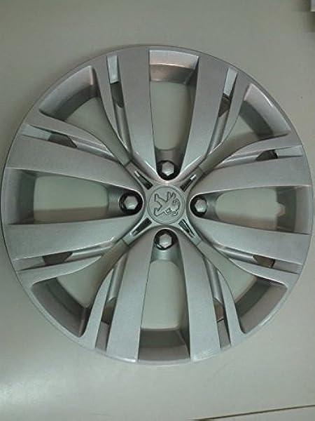 Set Mit 4 Radzierblenden Für Peugeot 208 Ab 2012 R 15 Auto