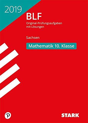 BLF - Mathematik 10. Klasse - Sachsen