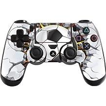 Adhesivo de balón de fútbol para mando de Playstation 4 (PS4)