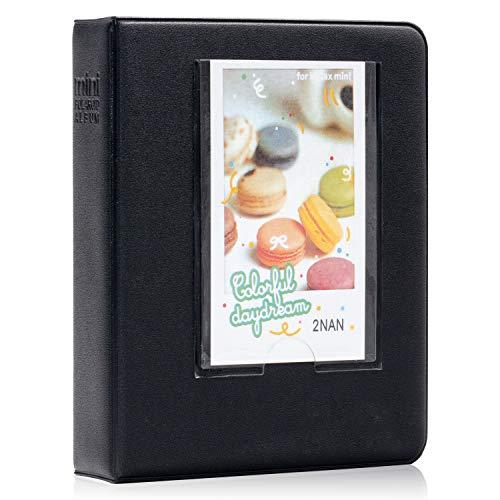 Amimy 64 Pockets álbum Fotos Fujifilm Instax Mini