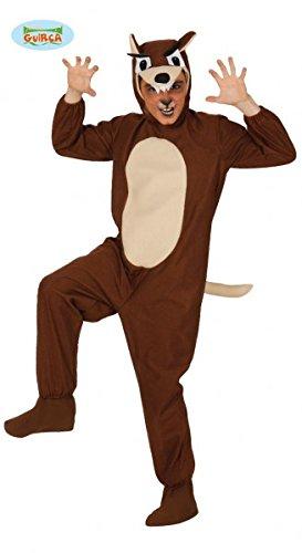 Imagen de disfraz de lobo infantil 3 4 años