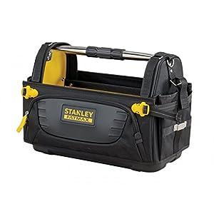 Stanley FatMax hochwertige Tragetasche/Werkzeugtasche, schneller Zugriff zum Werkzeug