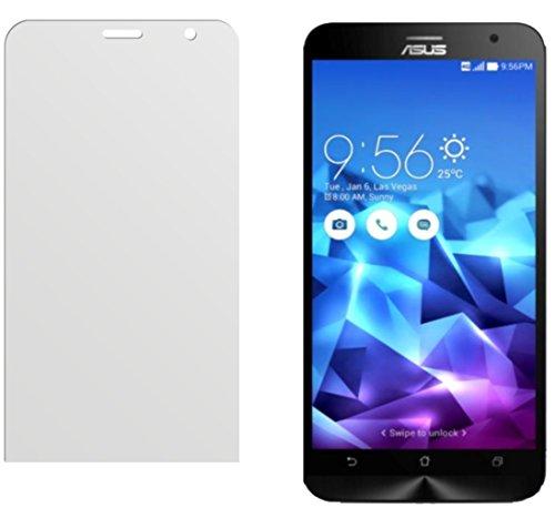 dipos I 6X Schutzfolie matt passend für Asus ZenFone 2 Deluxe Folie Bildschirmschutzfolie