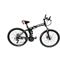 Land Rover Folding Bicycle For Men/women