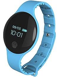 UKCOCO Elegante Reloj Bluetooth con recordatorio de Llamada y Estado físico para Android iOS Fitness Tracker