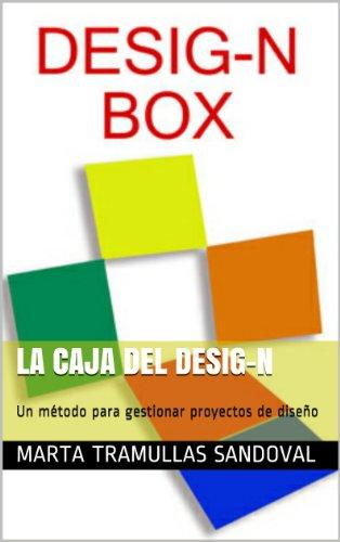 La caja del Desig-n: Un método para gestionar proyectos de diseño
