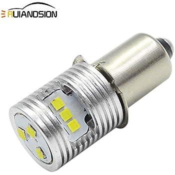 P13.5S 0.5w 3v 4.5v 6v work light flashlight torch light replacement led bulb lq
