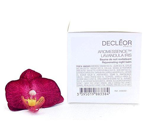 Decleor Lavandula Iris Baume de Nuit Revitalisant -Rejuvenating Night Balm 100ml (Salon Size) (Decleor Iris)