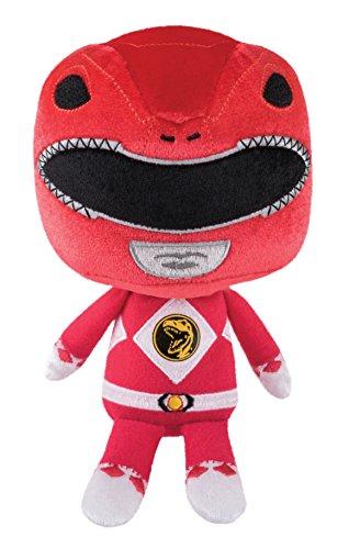 Underground Toys 12502 Funko Power Hero Plüschfigur Red Ranger (Red Power Ranger Spielzeug)