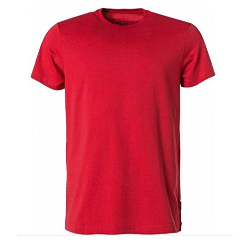 Jockey Herren American T-Shirt USA Originals 3er Pack Red