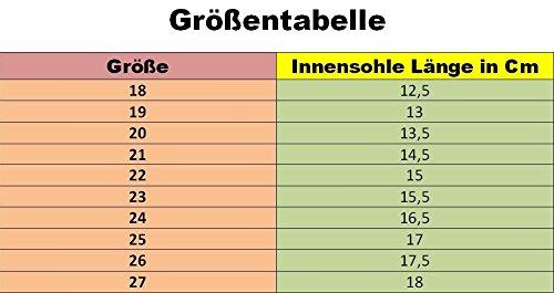 Jungen Hausschuhe, 024, 010, mit Klettverschluss, Gr. 18 bis 27 029CC/Druckmuster