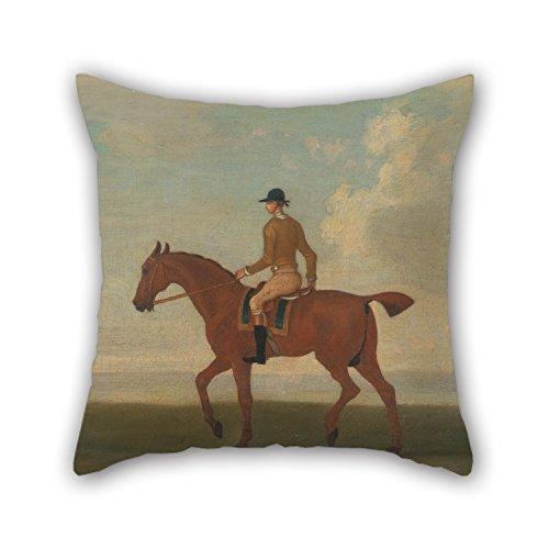 alphadecor-funda-de-almohada-de-pintura-al-oleo-de-james-seymour-una-de-cuatro-retratos-de-caballos-