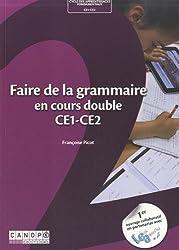 Faire de la grammaire en cours double CE-CE2