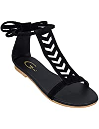 GIBELLE Women's Fashion Sandal