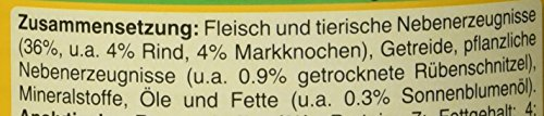 Pedigree Adult Plus Hundefutter Markknochen – Rind in Sauce, 12 Dosen (12 x 800 g) - 4
