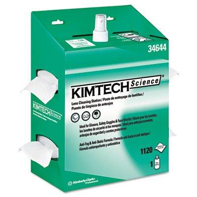 Kimberly-Clark 34644 Kimtech science Kimwipes Objectif station de nettoyage 4,5