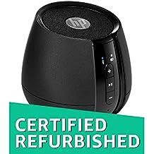 (CERTIFIED REFURBISHED) HP S6500 Wireless Mini Speakers (Black)