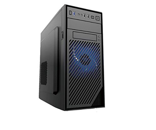 PC da CASA - UFFICIO, Intel G4400 2x3.3GHz, MB H110M DDR4, 4GB DDR4, 120GB SSD, DVD+/-RW, Windows 10 Professional ORIGINALE
