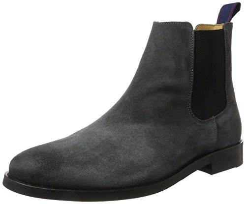 GANT Herren Max Chelsea Boots Grau (Graphite Gray)
