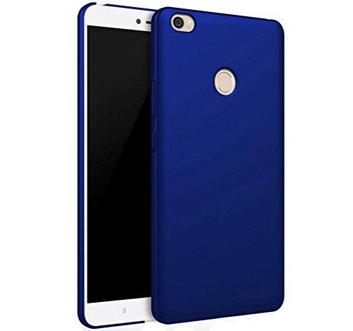 EIISSION Case Kompatibel mit Huawei P8 Lite (2017) Hülle, Hardcase Ultra Dünn Huawei P8 Lite (2017) Schutzhülle aus Hart-PC Case Cover Handyhülle für Huawei P8 Lite (2017)(Blau)