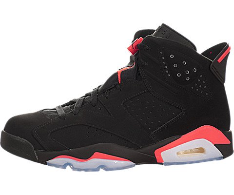 Men's Shoes Enthusiastic Nike Air Jordan 6 Retro White Infrared Mens Basketball Shoes Trainers Uk 9