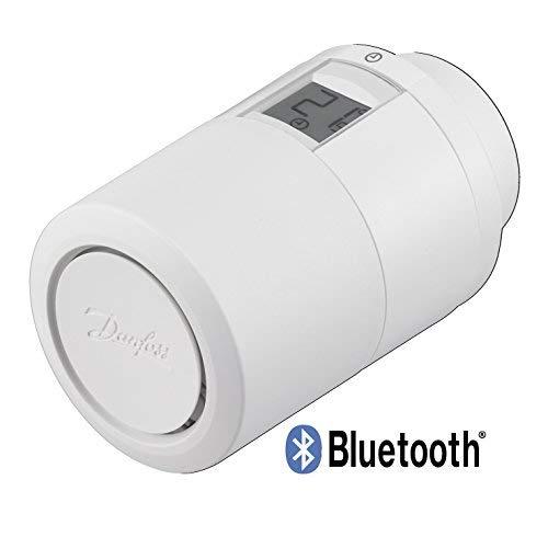Danfoss 014G1102 Tête Électronique Bluetooth Eco , Blanc[Classe énergétique A]