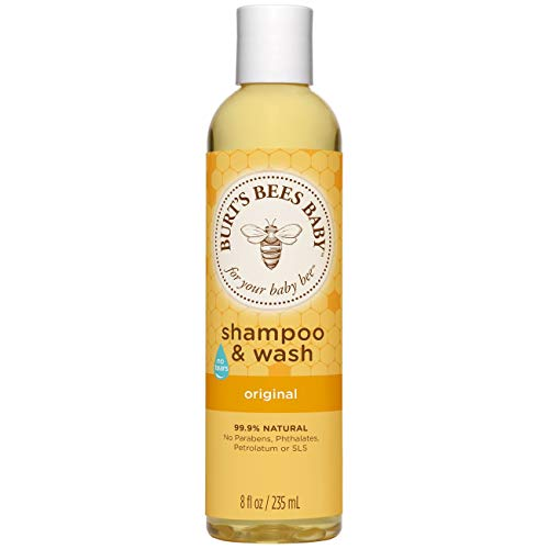 Burt's Bees Baby Bee Shampoo and Wash, 235 ml