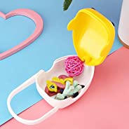 Baby Pacifier Case, Portable Pacifier Accessories Birthday Gift Modern Design Pacifier Case, Large Capacity In