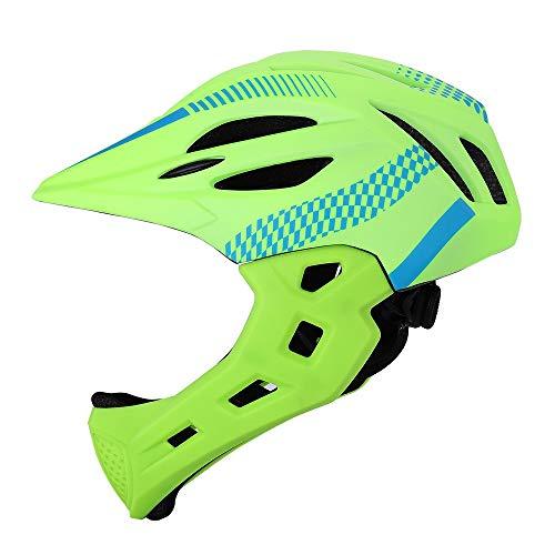SDKUing Kinder-Helm Fahrradhelm Herren DamenKinder-Inliner skaterhelm BMX fahradhelm Scooter Bike Helmet
