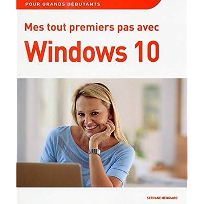 Mes tout premiers pas avec Windows 10