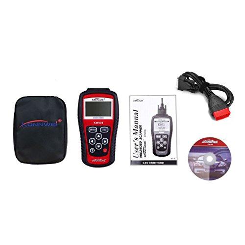 Yogasada Kw808 Professional Car Diagnostic Tool Engine Auto Code Reader  Scanner Tool