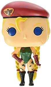 POP! Vinilo - Games: Street Fighter: Cammy