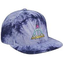 ARTESANIA CERDA Gorra Visera Plana Logo Harry Potter, Niños, Morado Lila, M (
