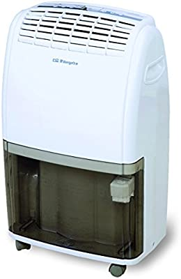 Orbegozo - Deshumidificador Dh2060, 3.5 L, Digital