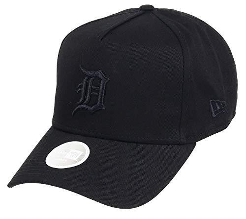 New Era Detroit Tigers MLB Cap New Era Damen Verstellbar Schwarz - One-Size (Tigers Kleidung Detroit)