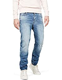 G-STAR RAW Herren Arc 3D Relaxed Tapered Jeans